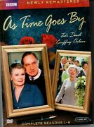 As Time Goes By - Complete Series Remastered 11dvd Usa Box Set New Free Shipping