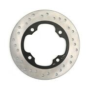Rear Brake Rotor Disc Fit For Baby Speed Four 600 Street Triple 675 R A