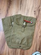 Usmc Coyote Brown Hydration Pouches 100oz Molle Water Pouch Set Of 2 New