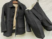 Rare Empire Of Japan During The War School Jacket Shorts Pants Military Antique