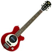 Pignose Pgg-200 Ca Mini Travel Electric Guitar Built-in Amp With Soft Case
