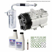 Oem Ac Compressor W/ A/c Repair Kit For Ford Thunderbird And Lincoln Mark Iv