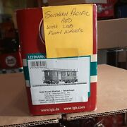 Lgb G-gauge Southern Pacific W Lgb Metal Wheels Special Edition By Gold Coast