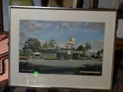 Architectural Rendering Drawing Proposal Budand039s Chicken Lake Worth Fl. Mctammany