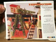 T-reproductions 70 Standard Gauge Dorfan Electric Crane In Factory Sealed Box