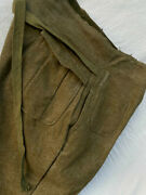 Empire Of Japan Underwater Watch Pocket Wool Pants Trousers Military Antique