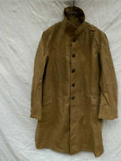 Military Antique During The War Work Coat National Clothing Vintage Japan