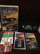 Free Willy 2 The Adventure Home Vhs, 1995