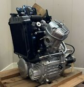 New Oem Honda Cx500d Engine Assembly Complete Warranty Crate Motor