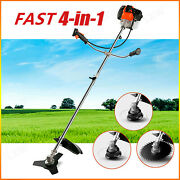 4-cycle gas Straight Shaft String Trimmer Backpack Brush Cutter Weed Eater Best