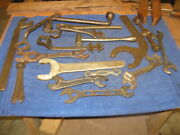 Implement Wrench Lot 1