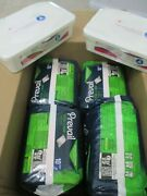 Prevail Daily Underwear And Underpads And Wipes All In One Box New Free Shipping