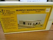 Me Micro Engineering Co. Murphy Manufacturing Ho Scale 55-004unbuilt In Box