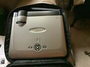 Optoma Ep719 Portable Projector Overhead Viewer Home Theater Gaming And Business