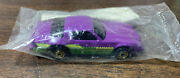 New In Wrapper Purple Green Hot Wheels Z-28 Camaro From Malaysia