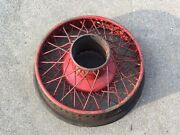 Vintage 1929 Cadillac Other Buffalo Wire Wheel 19 Inch Dental Drive. 1920and039s