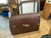Nos 1951 Ford Left Door Custom Deluxe Ranch Wagon Country Squire