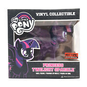 My Little Pony Funko 5 Twilight Sparkle Chase Figure - Clear Glitter Variant