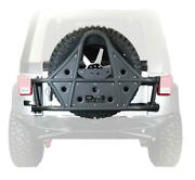 Dv8 Offroad Spare Tire Carrier Fits Jeep Wrangler 2015-2017