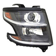 Gm2503486 New Replacement Passenger Headlight Assembly Fits 2018-2019 Suburban