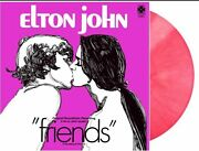 Friends - Elton John - Pink Rose Marble Coloured - Limited Edition 2021