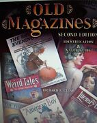 Vintage Antique Magazines Id Price Guide Collectors Book