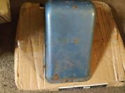 1961-64 Used Ford Econoline Van/pickup Battery Box Lid With Latch