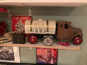 Vintage 1920and039s Buddy L /similar Milk Truck