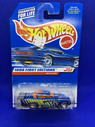 Vintage 1998 Hot Wheels First Additions At-a-tude Car Diecast Malaysia