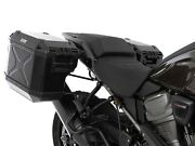 Harley-davidson Pan America Panniers Xplorer And Carrier Hepco And Becker 2020-