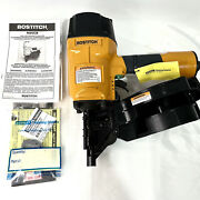 Stanley Bostitch N80cb-1 Coil-fed Pneumatic Framing Nailer Made Usa New