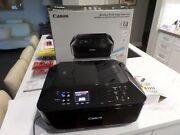 Canon Pixma Mx922 Wireless Office All-in-one Color Printer Needs In Cartridges