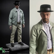 Cgl Toys Ms01 1/4 Breaking Bad Walter White Statue 21and039and039 Figure Model Display