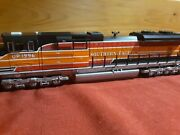Lionel Legacy Diesel Sd70ace Upsp Heritage 6-2828112 Reefers Caboose