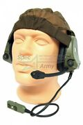 Headset With An Active Hearing Protection And Communication System Gssh-01-01 6m2