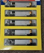 5 Pack Athearn N Scale Bethgon Coalporter Aepx  Ath10460 American Electric