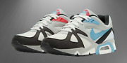 Nike Air Structure Og Shoes White Neo Teal Black Cv3492-100 Menand039s Multi Size New