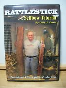 Rattlestick Bows - A Selfbow Tutorial Dvd- Master Bowyer- Gary S. Davies Euc