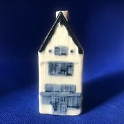 Early Klm House 6 Made By Rynbende With Original Sticker - Empty
