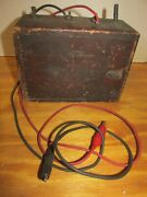 Antique Model A And T Ford Hit/miss Ignition Emergency Coil Buzz Box Works Lqqk