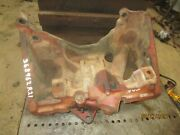 Ih Farmall 240 340 Utility Front Bolster Steering Box 368962r21 Tractor