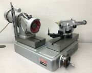 Nice Cuttermaster Fcg-30 Universal Tool And Cutter Grinder W/ 5c Air Flow Fixture
