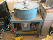 Cast Your Own Armies - Centrifugal Casting Machine For 9 Rubber Molds