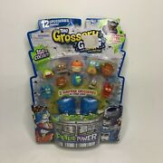 New The Grossery Gang Putrid Power 12 Grosseries Series 3 Special Edition Biter