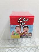 Collins Key Mystery Figure Challenge Red Guess What's Inside Ages 6+ New