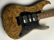 Schecter Sd-2-24-vtr-as-mwpf Ntl Guitar From Japan Yet497