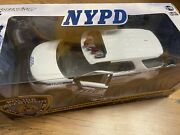 2015 Ford Utility Interceptor Nypd New York Police Department 118