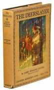 James Fennimore Cooper / The Deerslayer Or The First War-path 1st Edition 1925