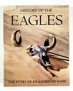 History Of The Eagles - Story Of An American Band Blu-ray, 2013, 3-disc Set