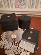 Womanand039s Ladiesand039 Tag Heuer Professional 18kt Gold And Stainless Steel Watch W/date